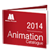 animation catalogue 2014: series and animation movies, TV content